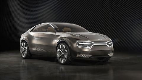 2019 Kia Imagine concept