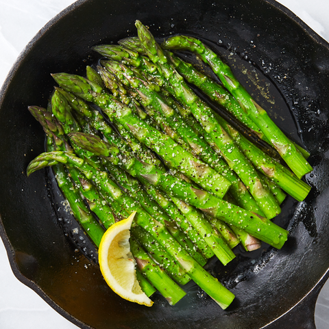 Best Steamed Asparagus Recipe How To Make Steamed Asparagus