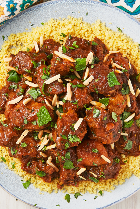 Lamb Tagine - Delish.com