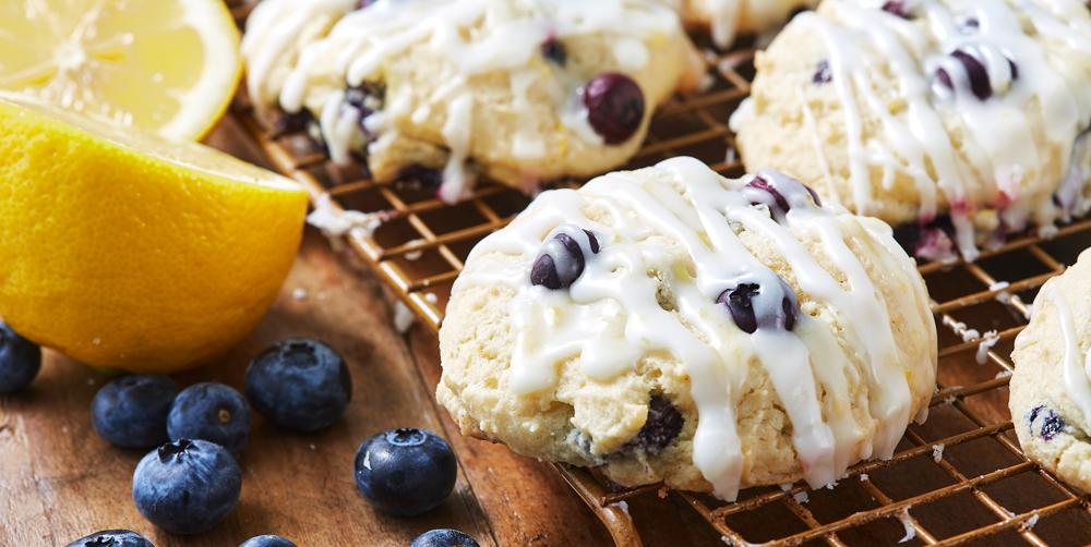Best Blueberry Cream Cheese Cookie Recipe How To Make Blueberry Cream Cheese Cookies