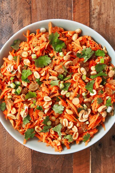 Carrot Salad - Delish.com