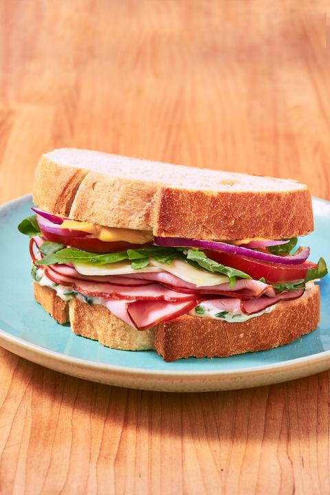 Ham Sandwich - Delish.com