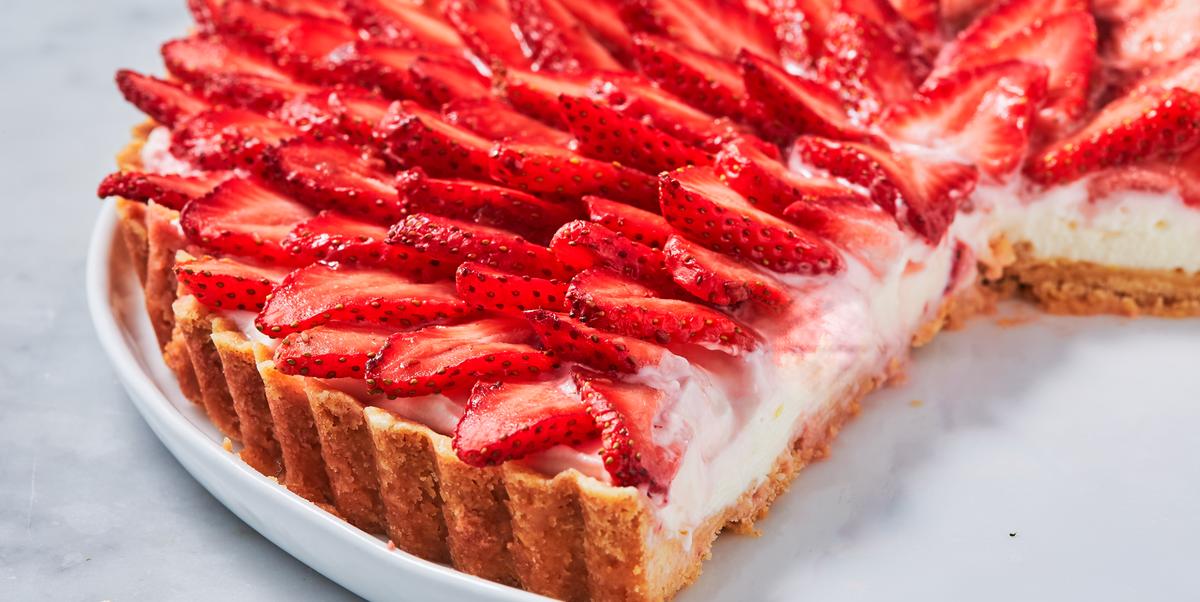 Best Strawberry Tart Recipe How To Make Strawberry Tart