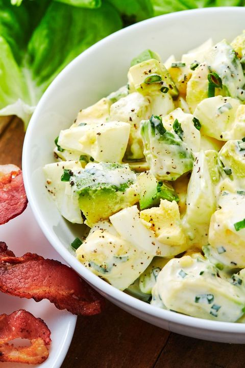 Keto Egg Salad - Delish.com