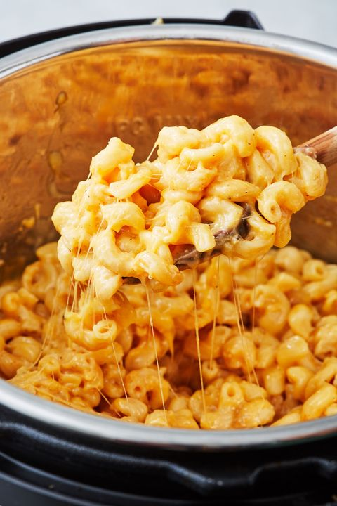 Instant Pot Mac & Cheese - Delish.com
