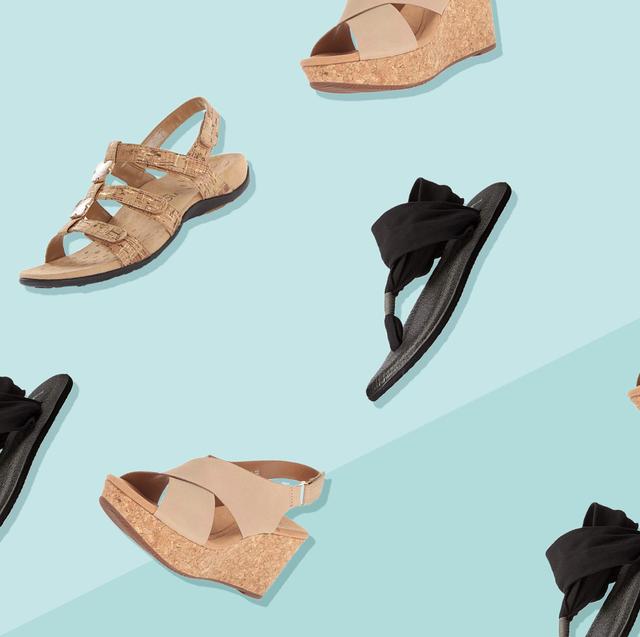 1913c9257631b8 10 Best Walking Sandals for Women 2019 - Most Comfortable Sandals Ever