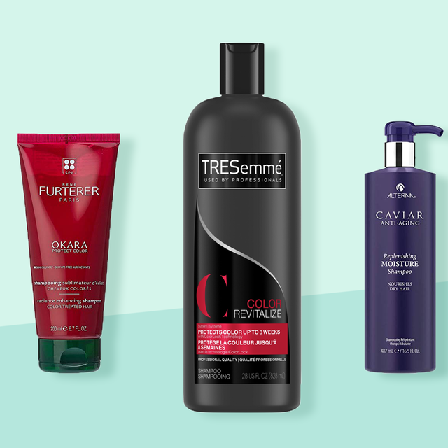 11 Best Shampoos for Colored Hair - Best Color-Safe Shampoo ...