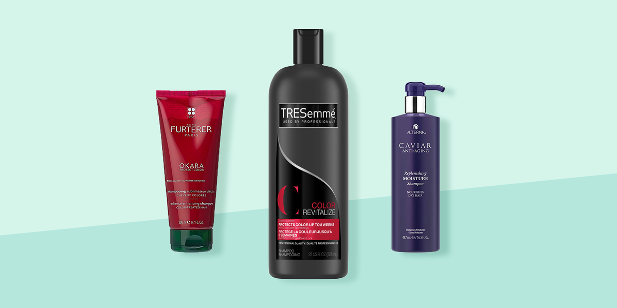 11 Best Shampoos for Colored Hair - Best Color-Safe ...