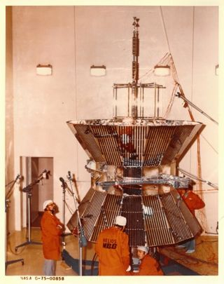 helios sun spacecraft