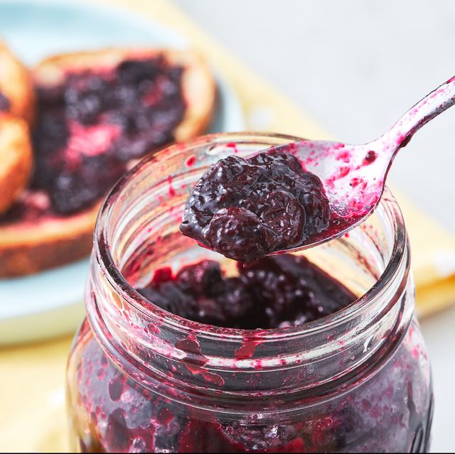 Blueberry Jam - Delish.com