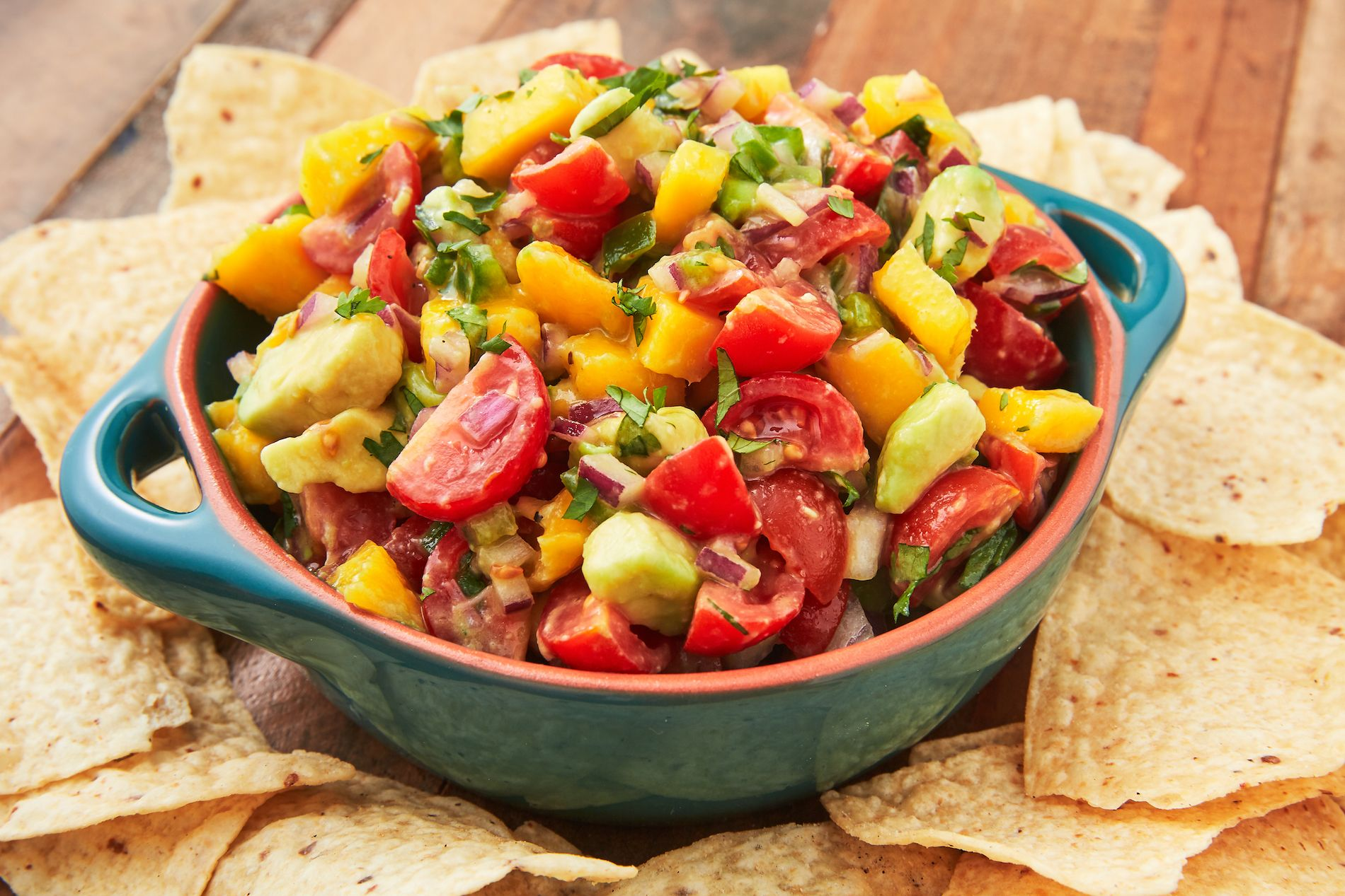 Best-Ever Mango Salsa