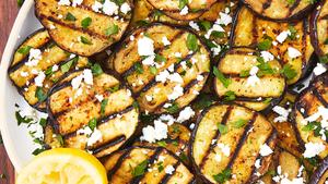 Grilled Eggplant - Delish.com