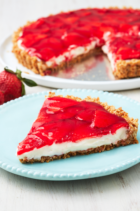 Strawberry Pretzel Dessert - Delish.com