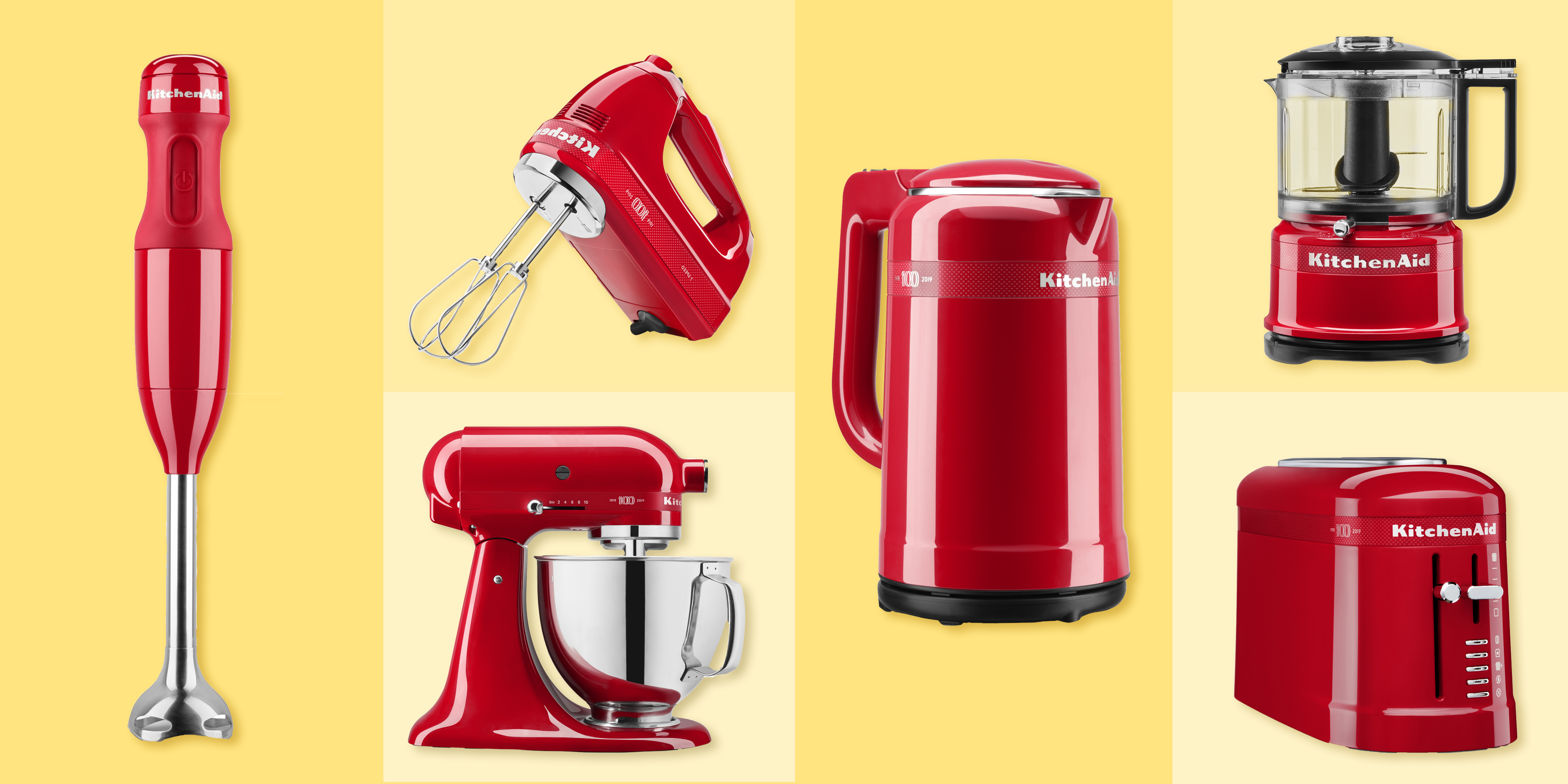 KitchenAid Just Dropped This Gorgeous 'Queen of Hearts' Collection