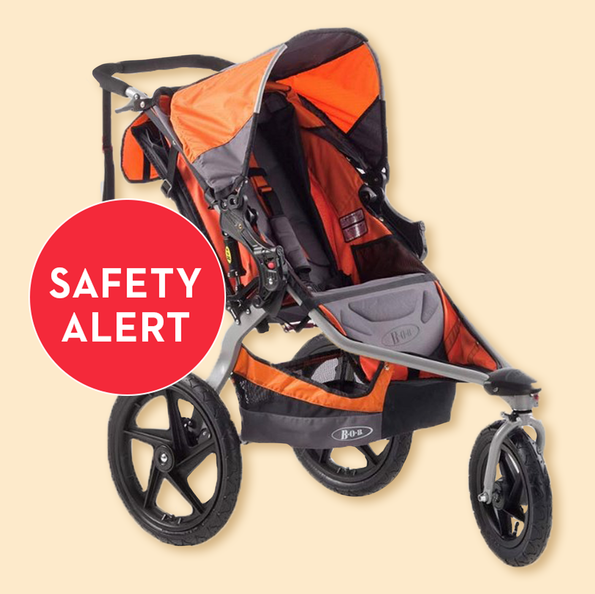 Everything About the BOB Jogging Stroller Recall Controversy, Explained