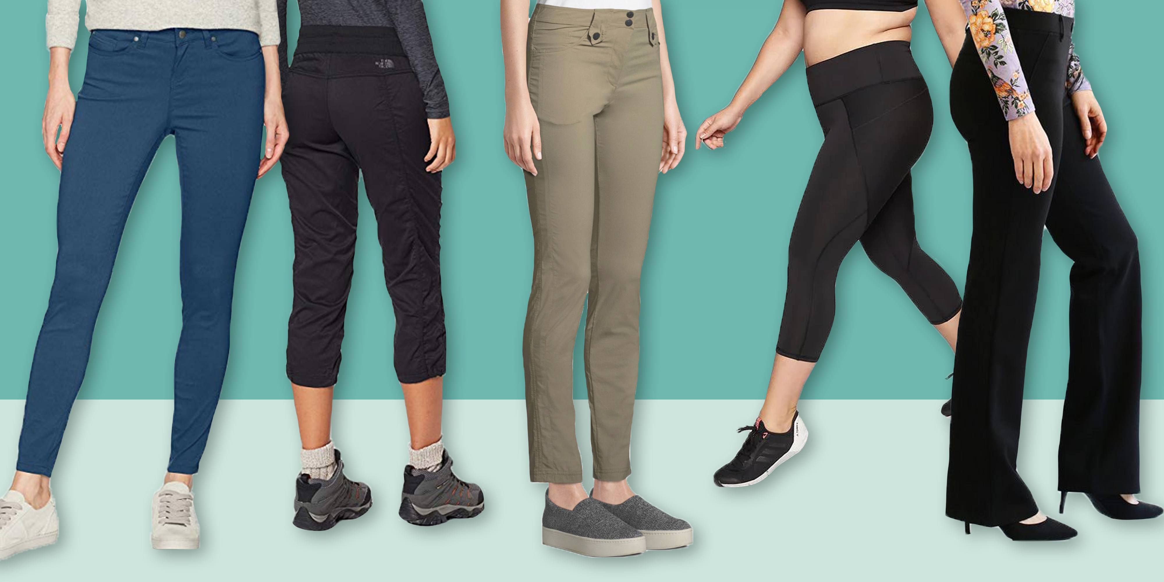 61635aaadf50d Best Travel Pants for Women 2019 - Comfy, Chic Pants for Travel