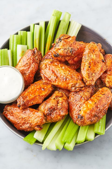 air fryer wings   delishcom