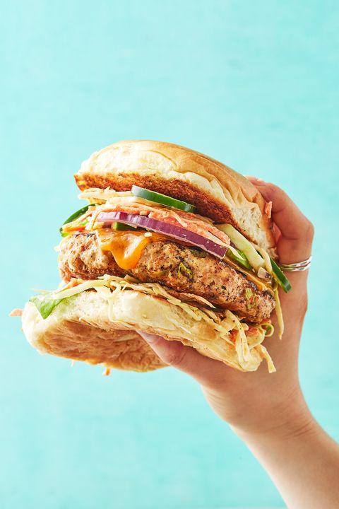 Chicken Burger - Delish.com