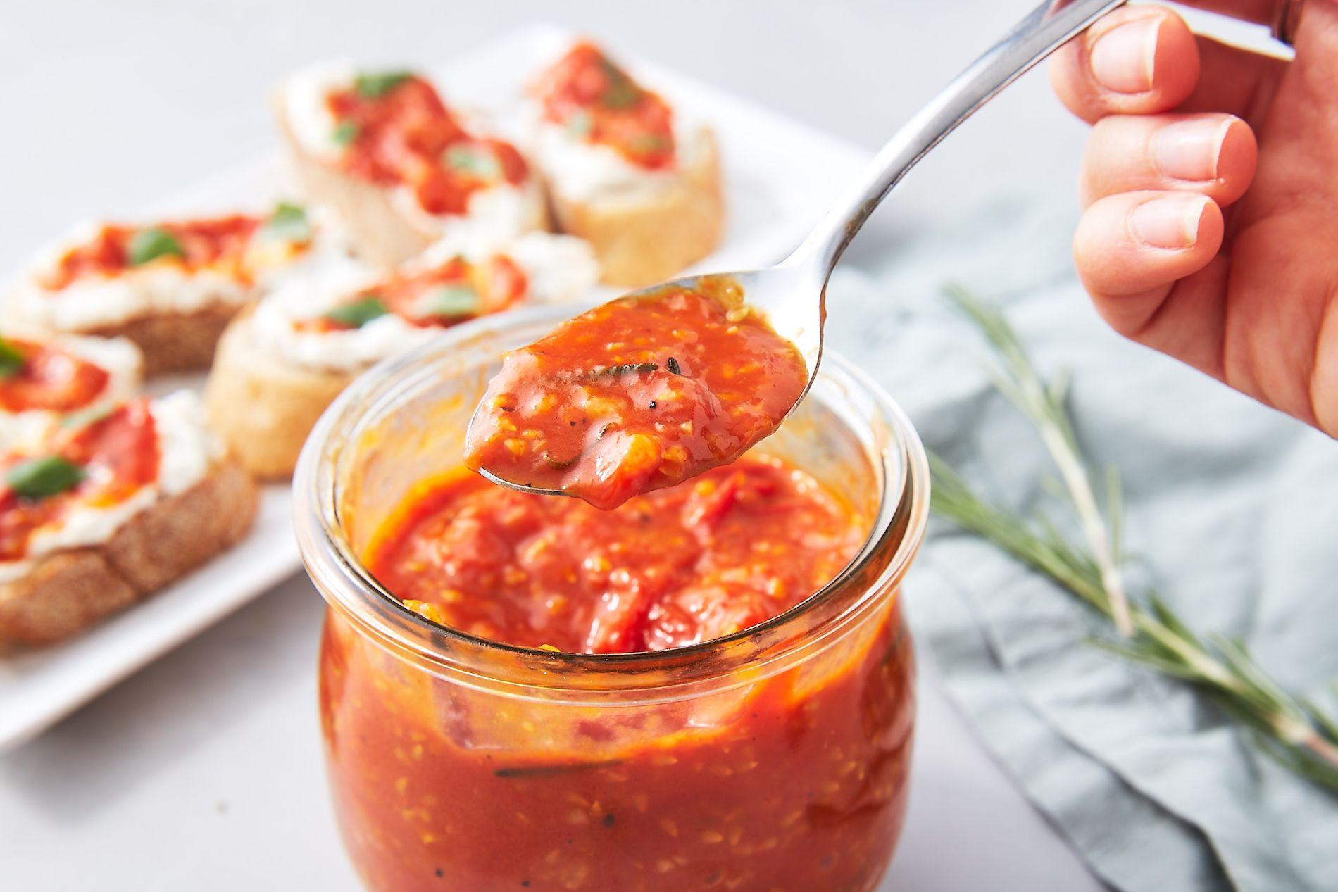Rosemary Tomato Jam