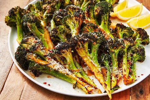 Grilled Broccoli - Delish.com
