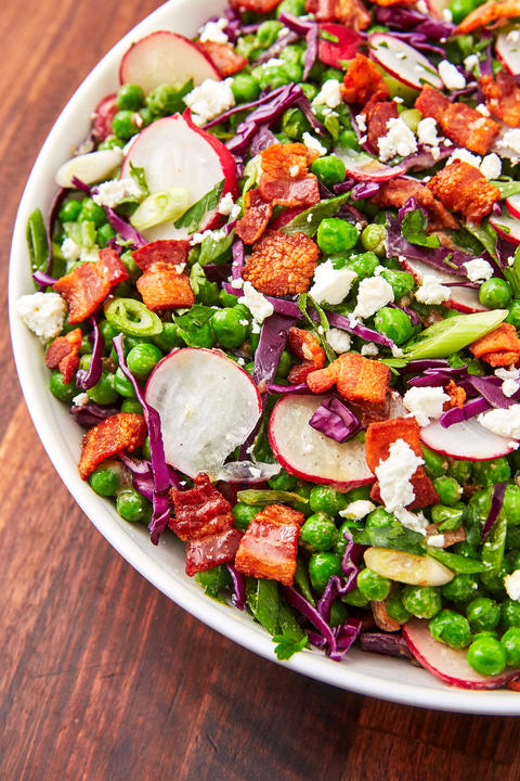 Pea Salad - Delish.com