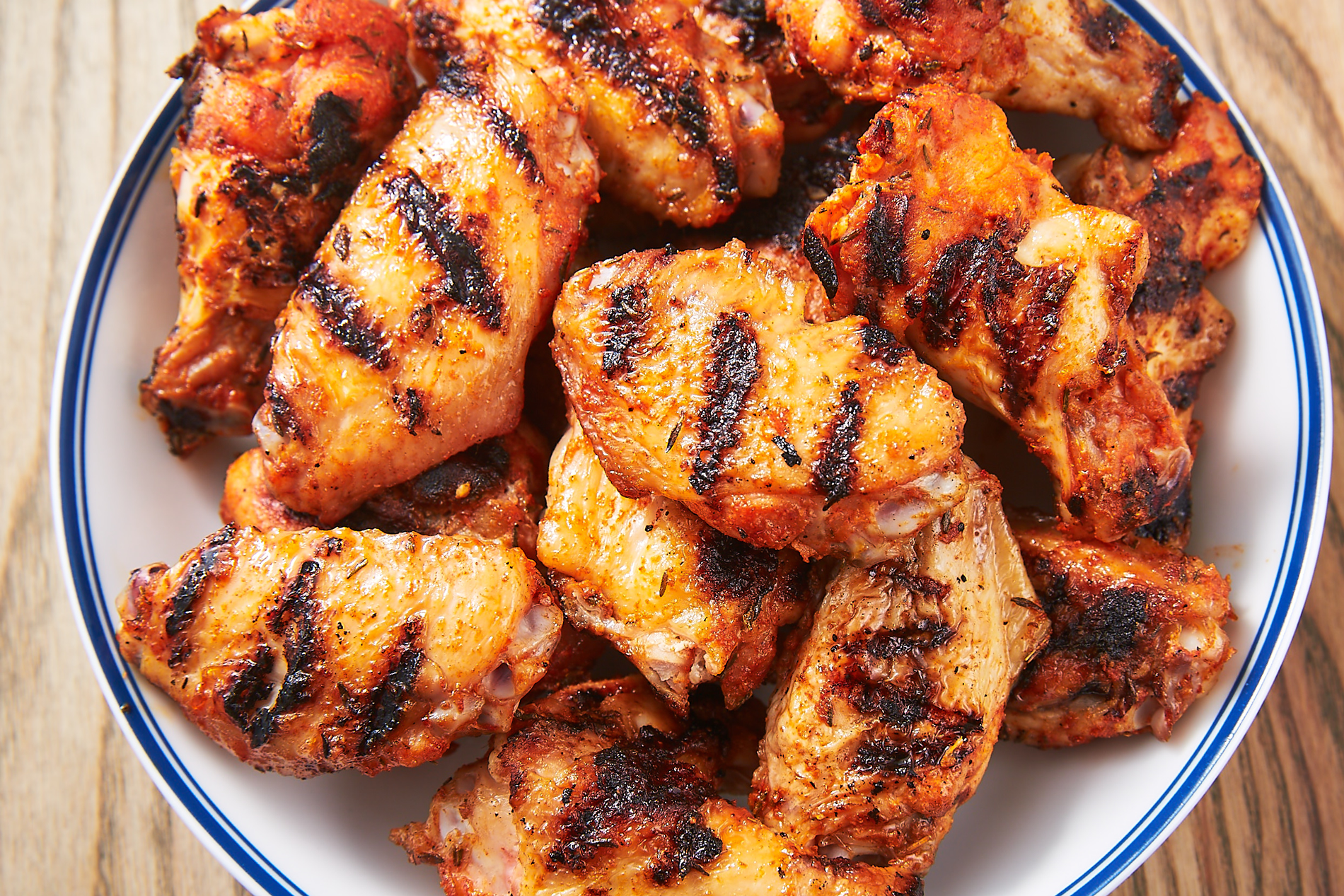 Best grilled chicken wing recipe