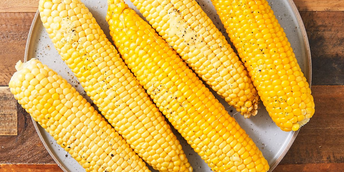 Microwave Corn On The Cob - How To Microwave Corn On The Cob