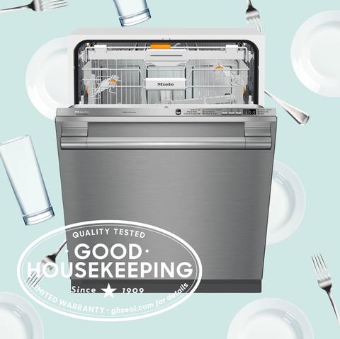 Gh Seal Spotlight Miele Lumen Ecoflex Dishwasher