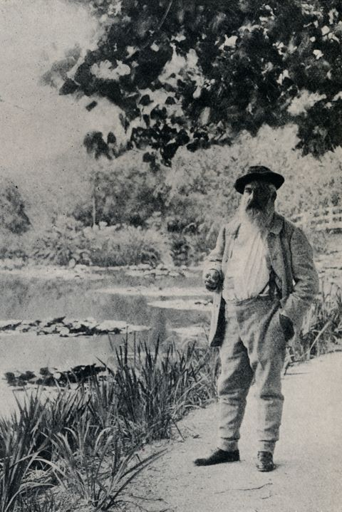 'Claude Monet, Giverny', 1905