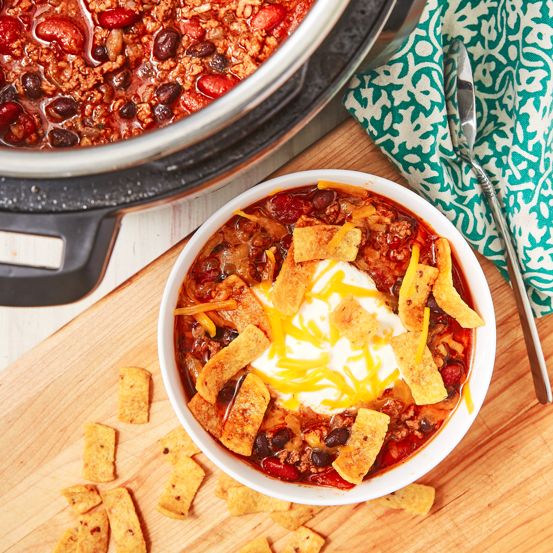 Best Instant Pot Chili Recipe How To Make Instant Pot Chili
