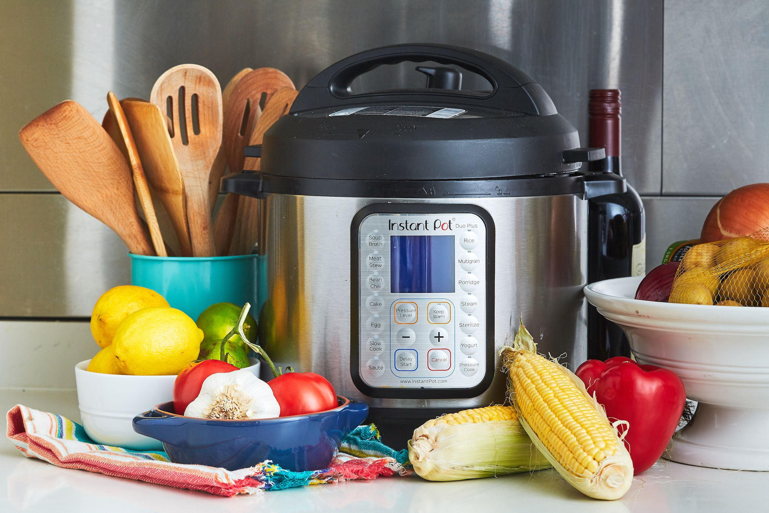 These Black Friday Instant Pot Deals Will Inspire You To Make Some Counter Space ASAP