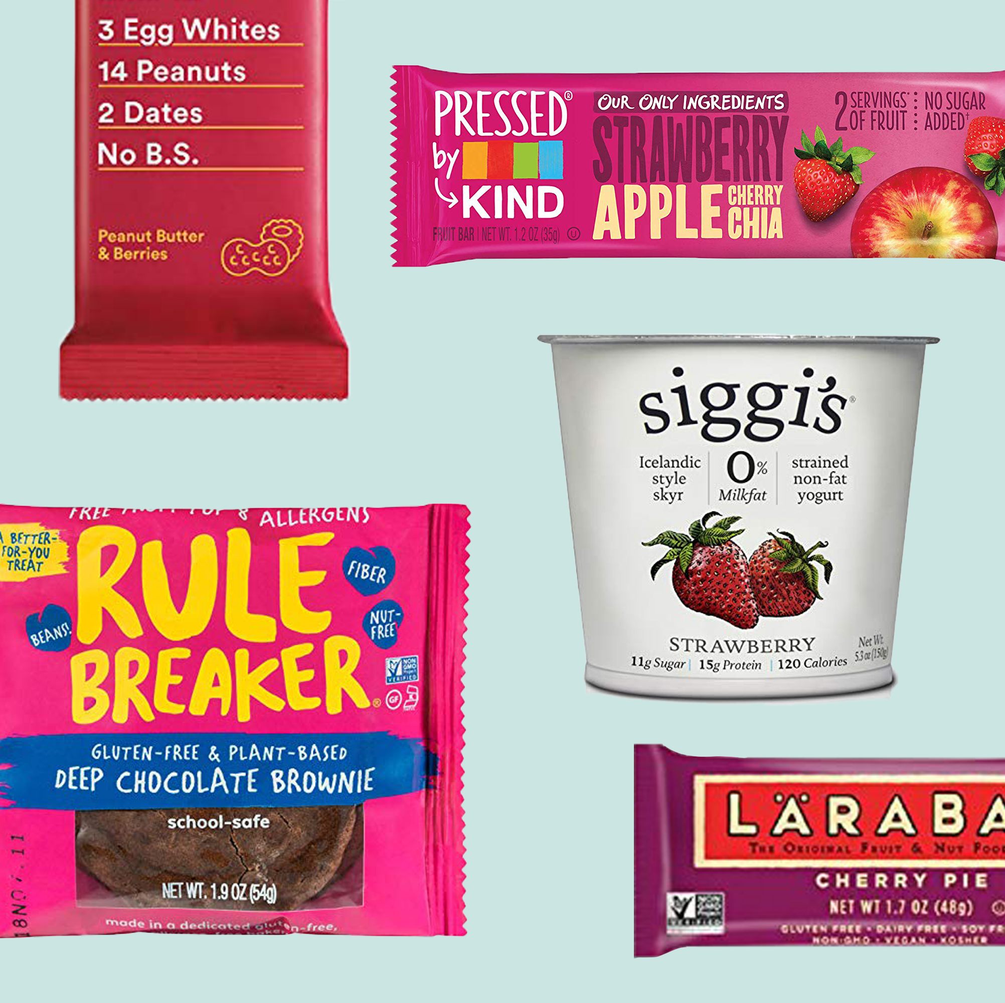 20 Healthy Travel Snacks Your Future Jet-Lagged Self Will Thank You For