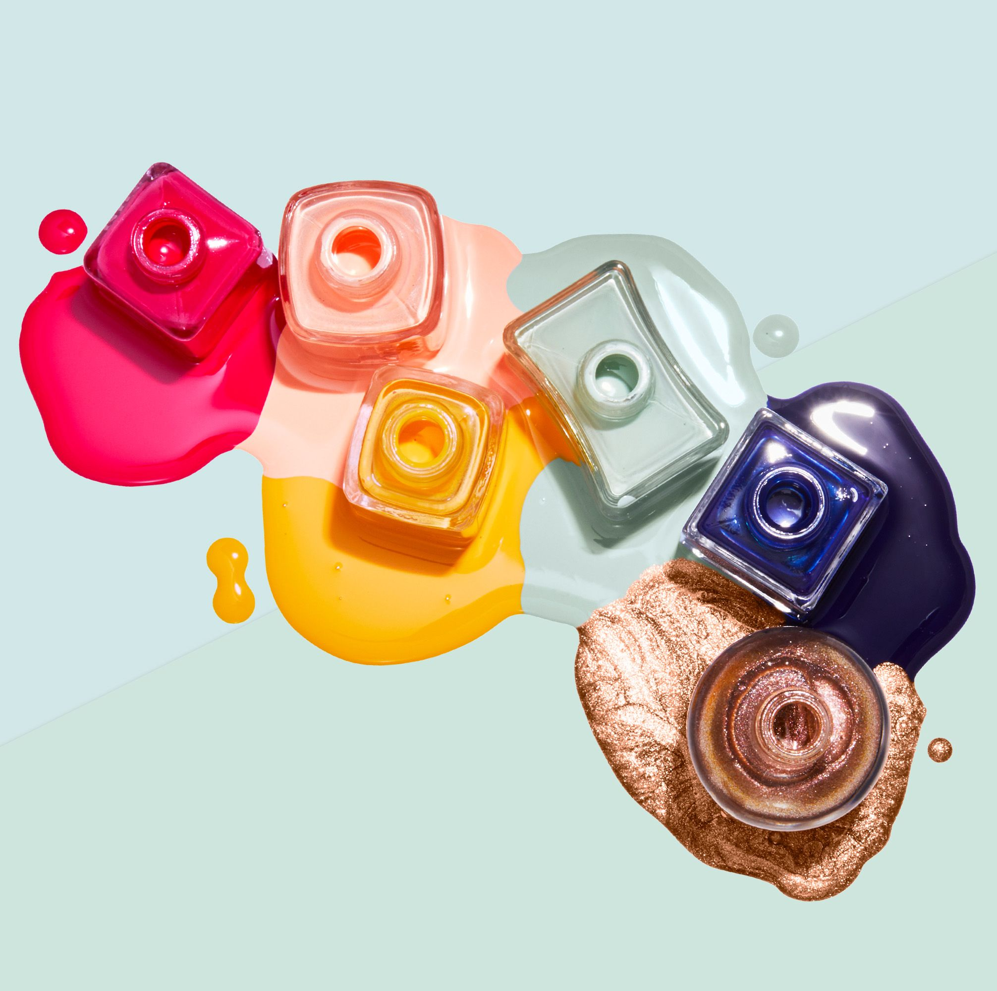 The Best, Shiniest, and Longest-Lasting Nail Polishes of 2019