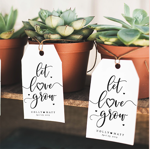 Ideas For Wedding Favors For Guests: 20 Personalized Wedding Favor Ideas