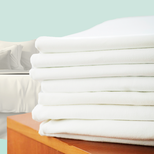 White, Bedding, Product, Bed sheet, Furniture, Textile, Linens, Mattress pad, Pillow, Room,