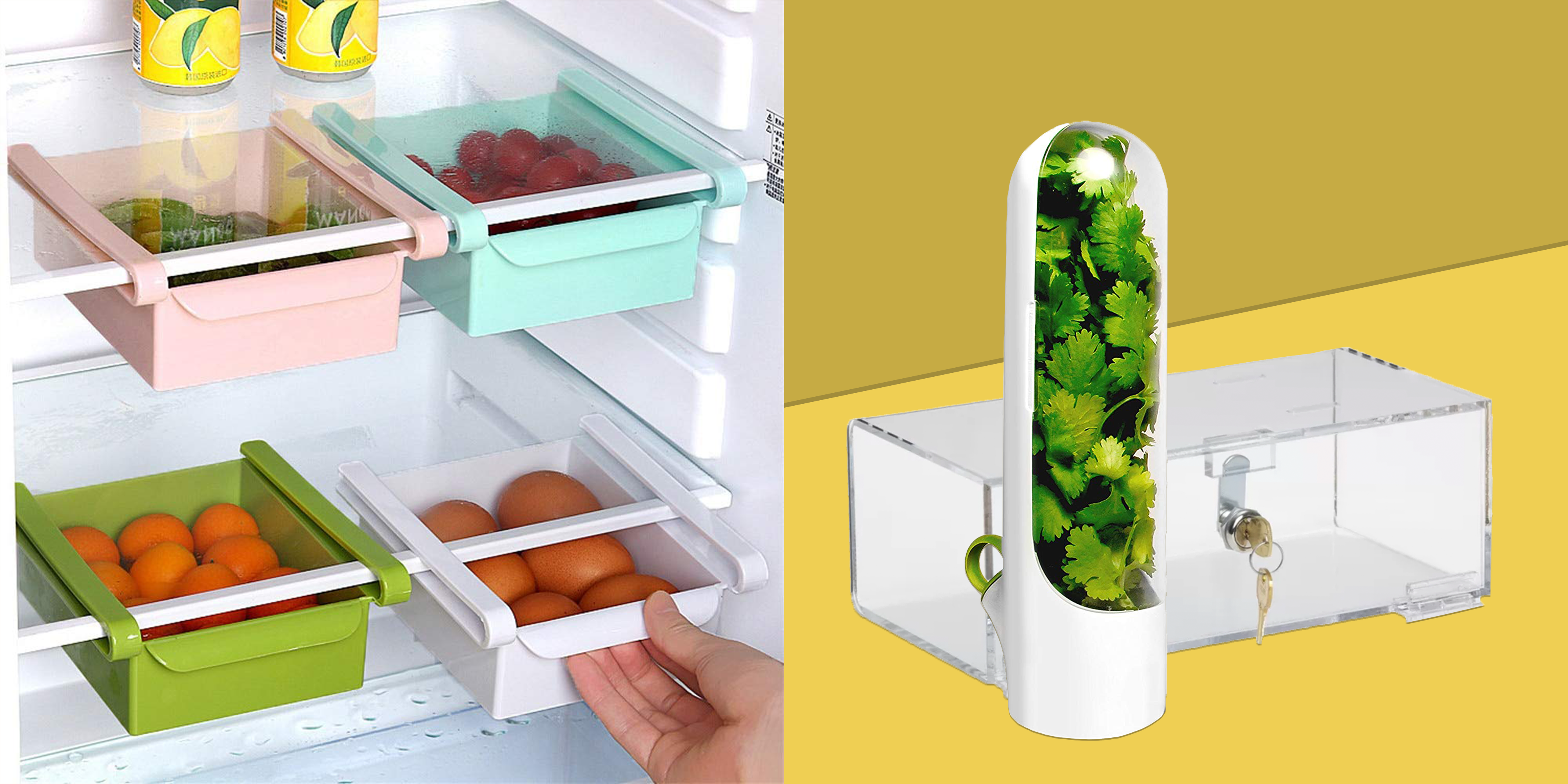 9 Genius Ways to Get Your Most Organized Fridge Ever