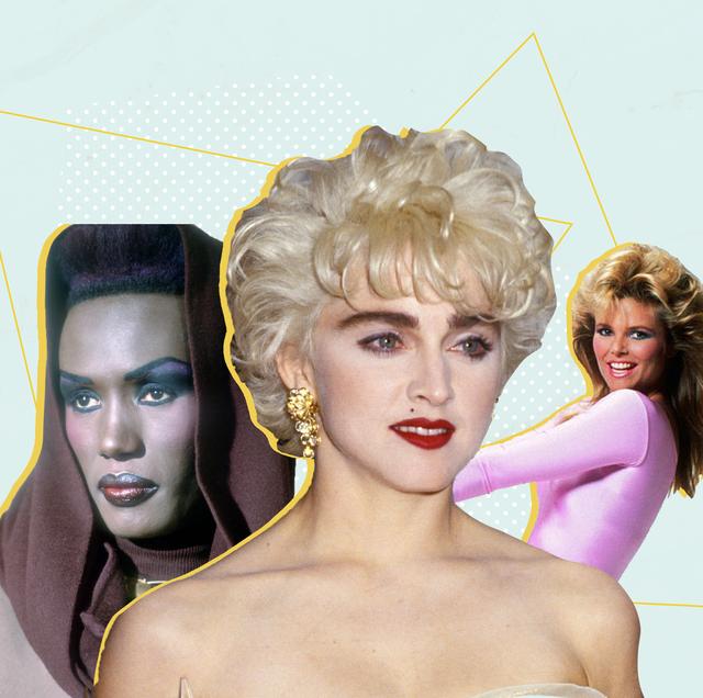 Best '80s Celebrity Makeup Looks