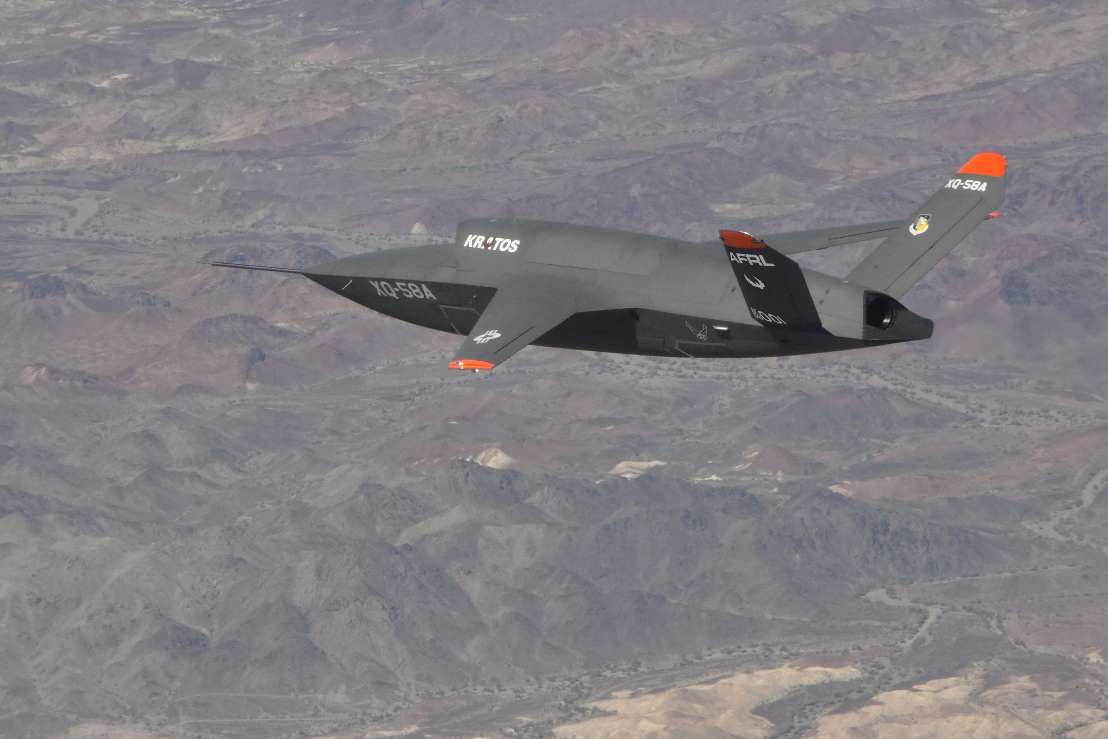 The U.S. Air Force Will Invest in Low-Cost, Disposable Warplanes
