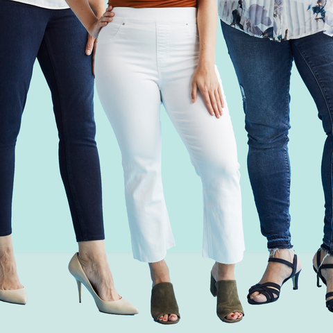 70ba7dfdb66 Spanx Launches a Line of Jeans - Do Spanx Jeans Really Work