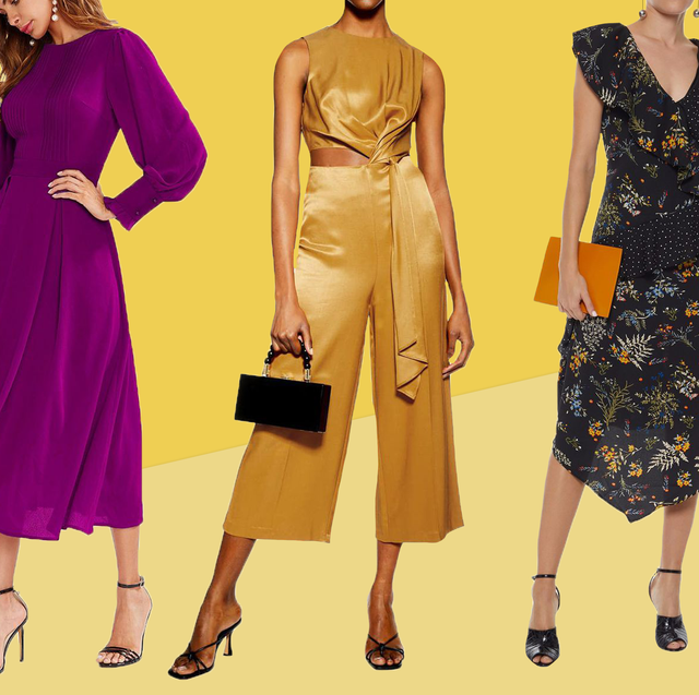 15 Wedding Guest Dresses (With and Without Sleeves) That Are Perfect for Fall