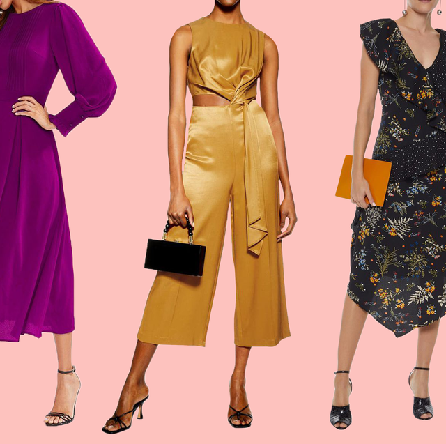 8 Fall Wedding Guest Dresses - What to Wear to a Fall Wedding