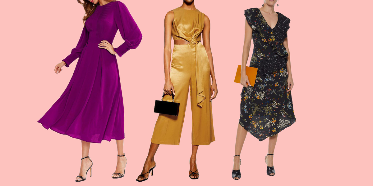 15 Fall Wedding Guest Dresses What To Wear To A Fall Wedding