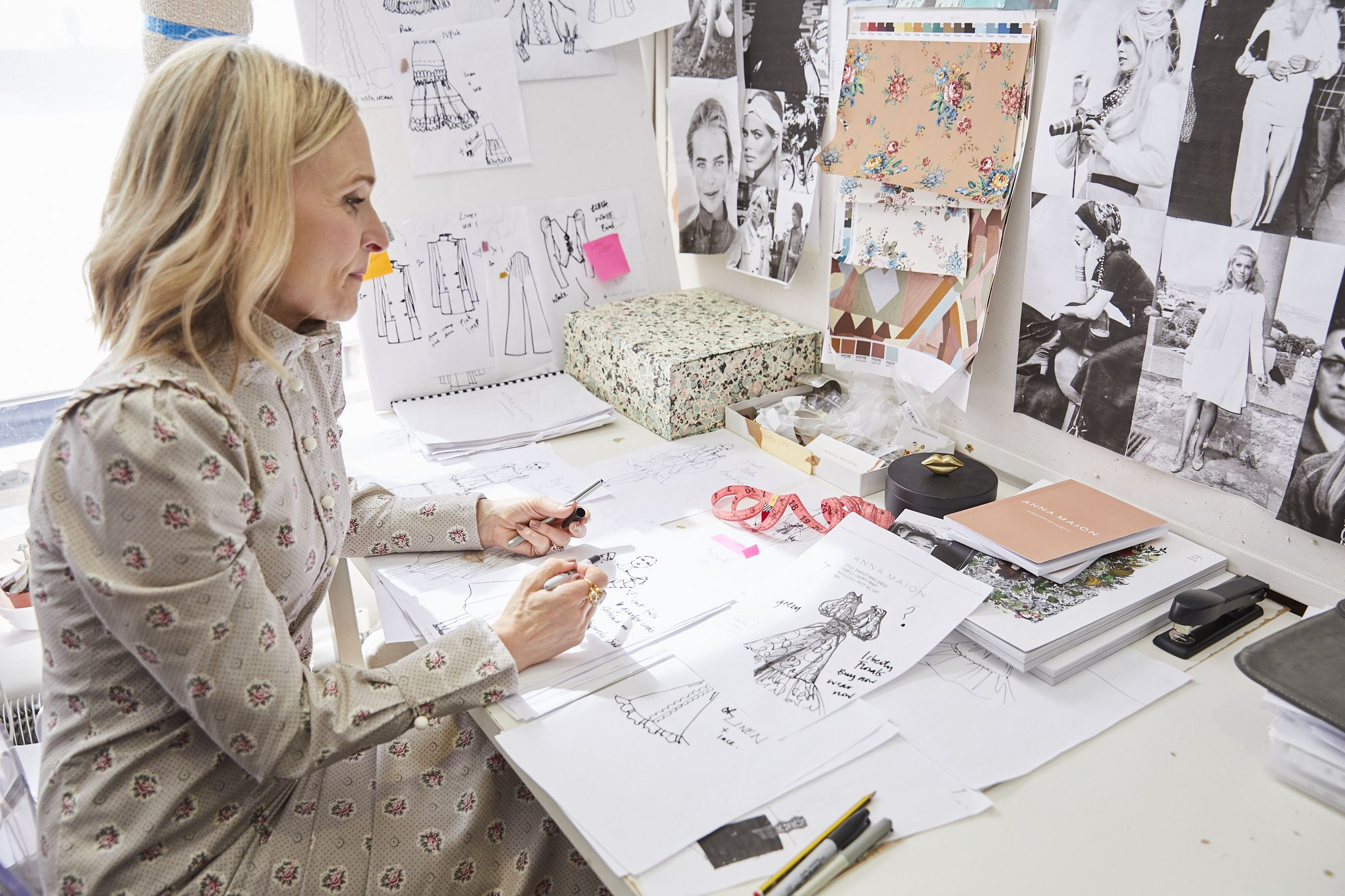 6 Lessons In Style From Fashion Designer Anna Mason