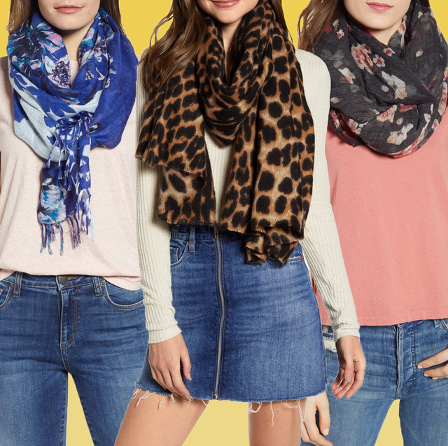580d6c7d97f5e 14 Best Fall Scarves - Oversized, Silk, and Plaid Scarves for Women