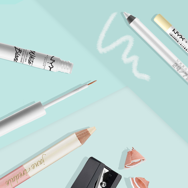 the best white eyeliners