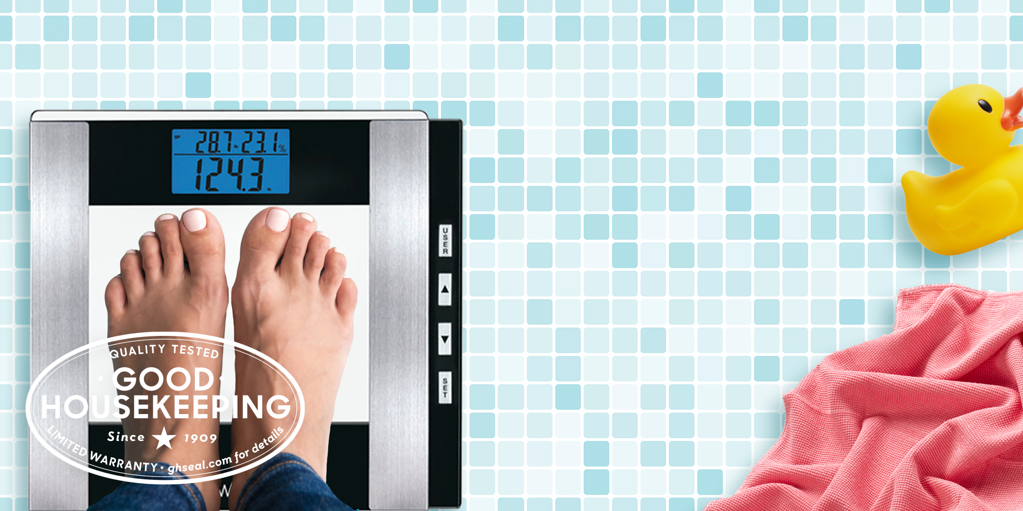 GH Seal Spotlight: Weight Watchers Scales by Conair