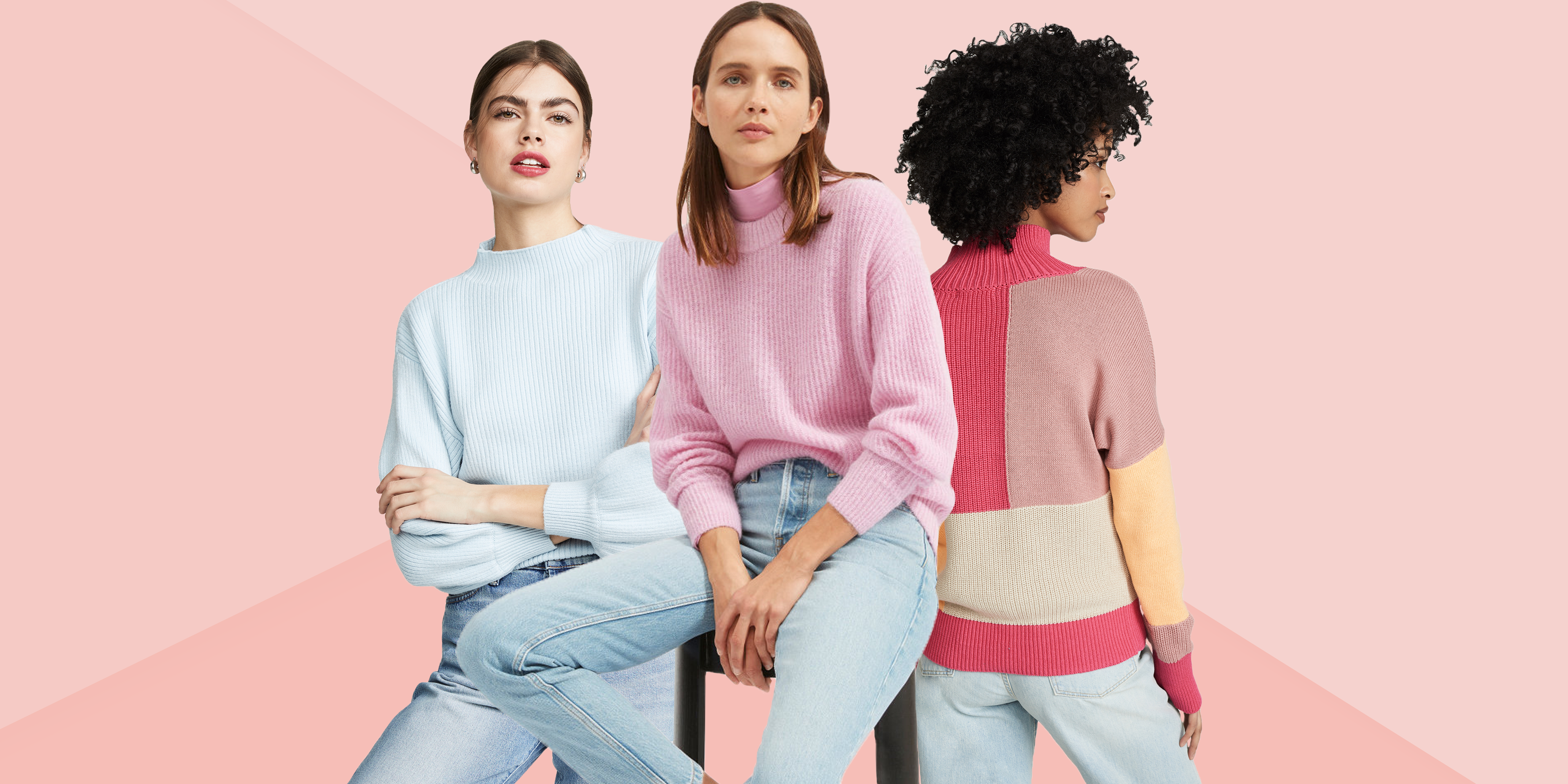 19 Cute Fall Sweaters , Oversized and Chunky Sweaters for Women