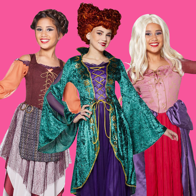 the best place for hocus pocus costumes