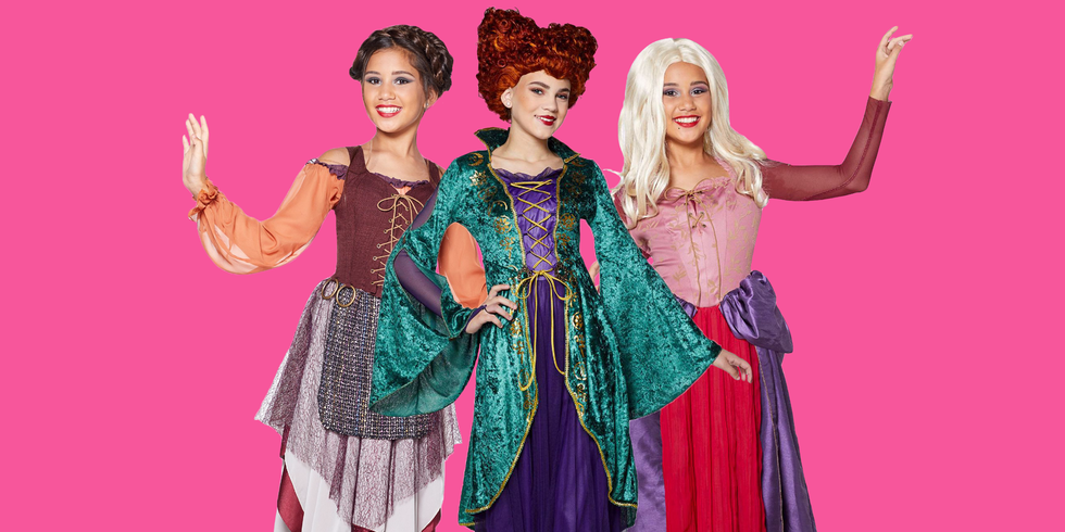 11 Best 'Hocus Pocus' Costumes Inspired by the Best Halloween Movie of All Time