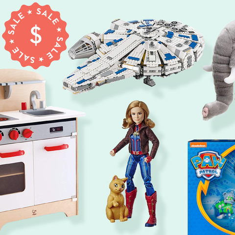 Amazon's Prime Day 2019 Toy Deals Will Let You Finish Your Holiday Shopping in July